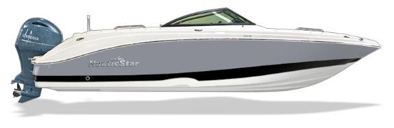 Render of NauticStar Bay Boat